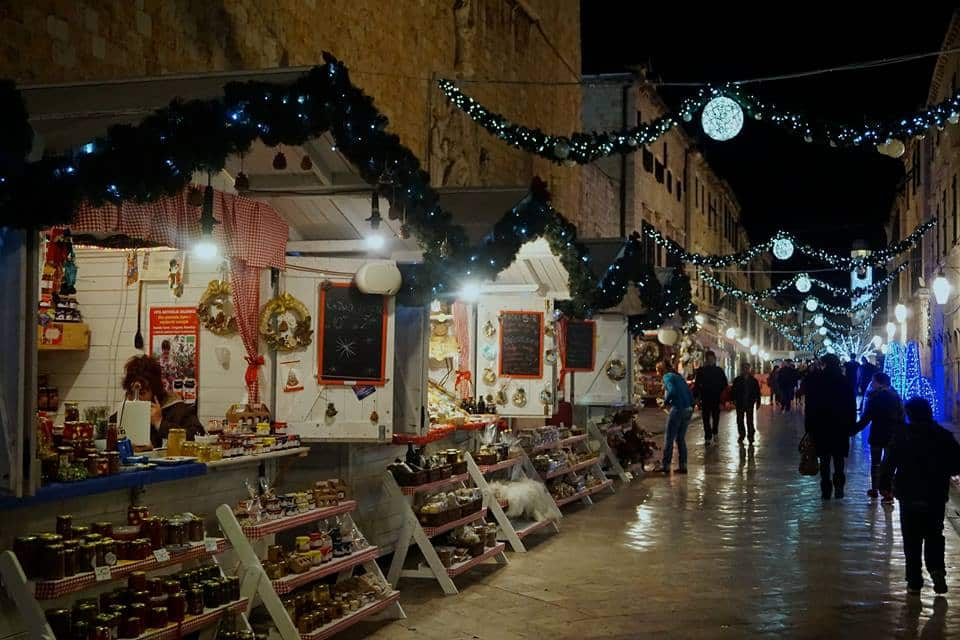 5 Reasons to Spend Christmas in Dubrovnik