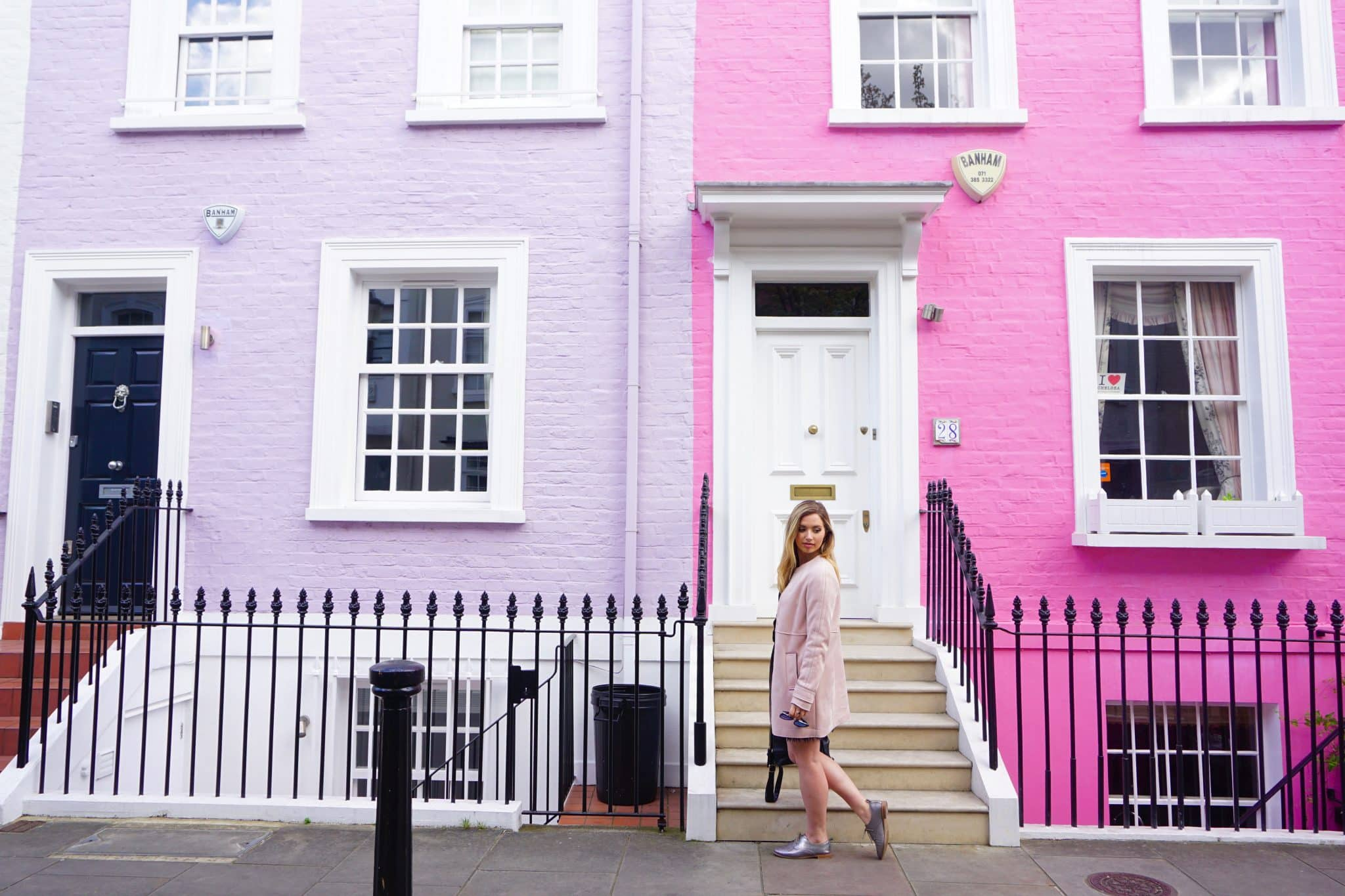 Chelsea and Notting Hill: A Colorful London Walking Guide