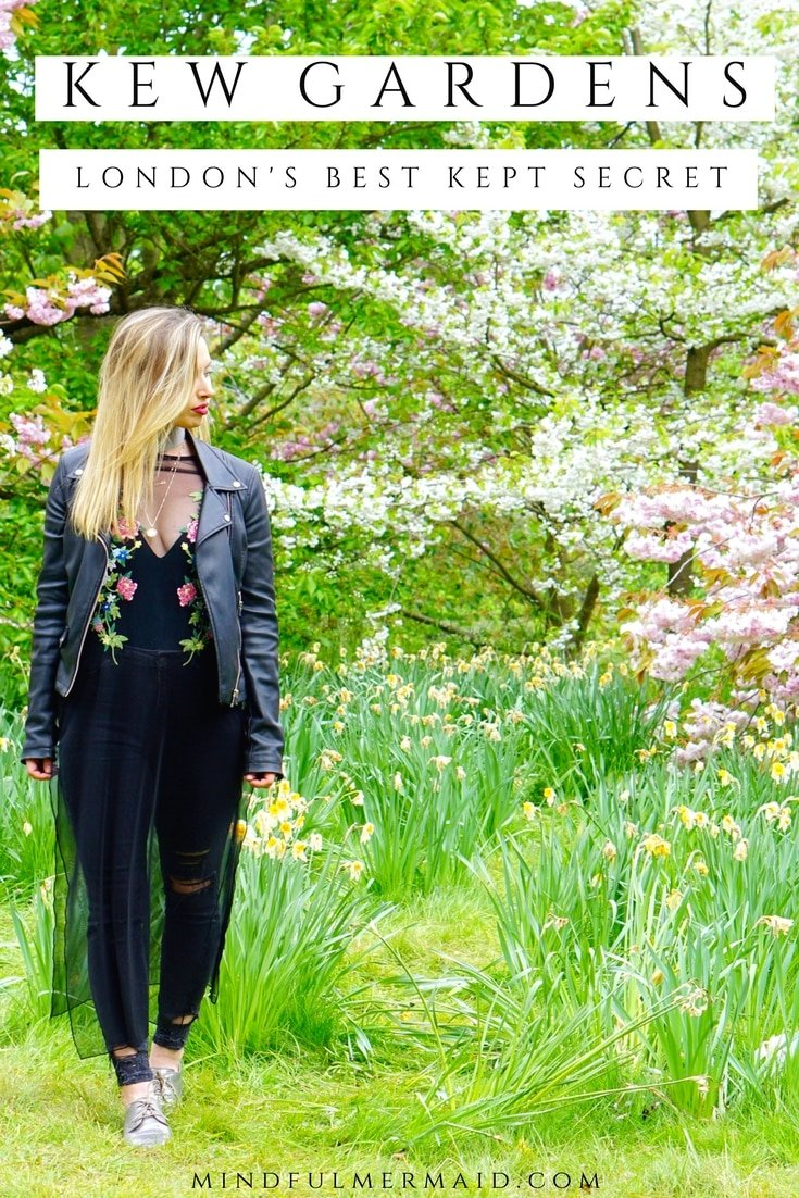 Kew Gardens London's Hidden Secret