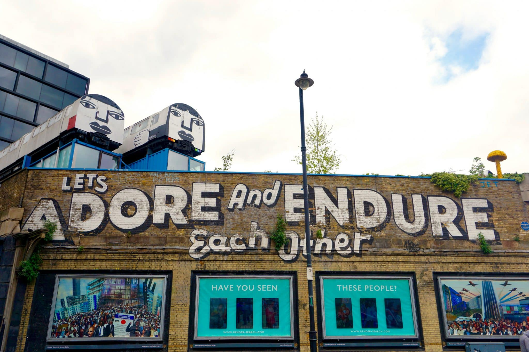 Best Things to do Near Shoreditch High Street London