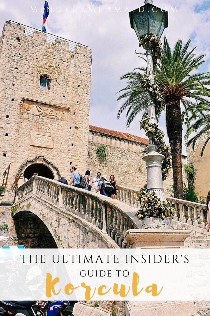 The Croatian Island of Korcula is cloaked in vineyards and spotless beaches along the Adriatic, and a top getaway destination for in-the-know travelers. Click for a full travel guide of
