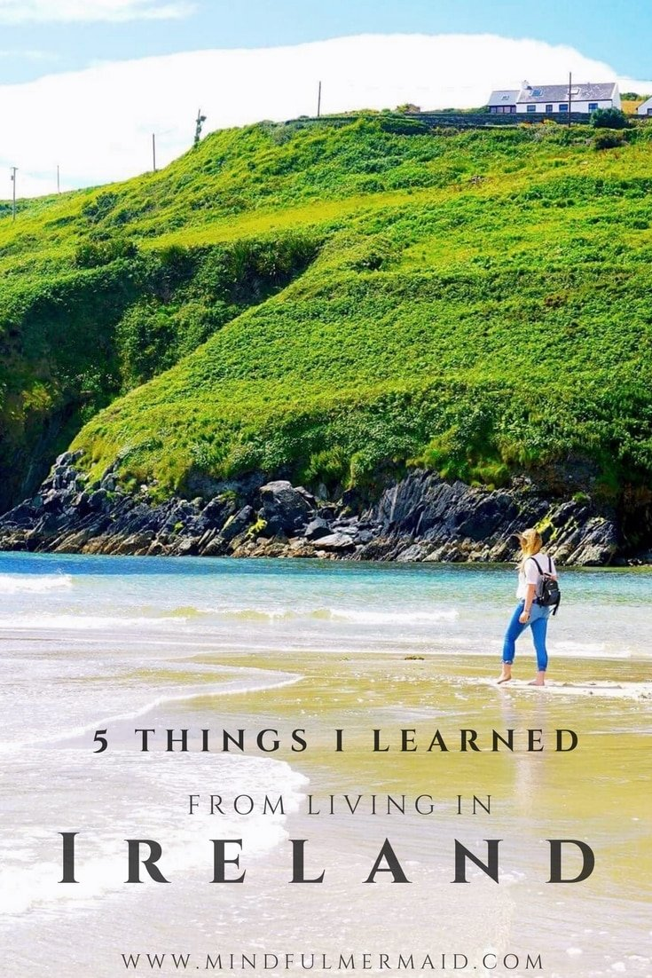 I have nearly a year of living in Ireland as an American to thank for these live lessons. Click for more photos and the full story!