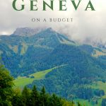 Eco-friendly guide to Geneva Switzerland