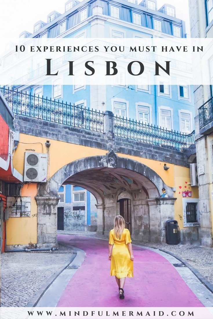 From fado music to belem patries and miradouras, here are 10 experiences in Lisbon you must have. Lisbon, Sintra, Portugal, Where to go, where to eat, attractions, culture, foodie, insid