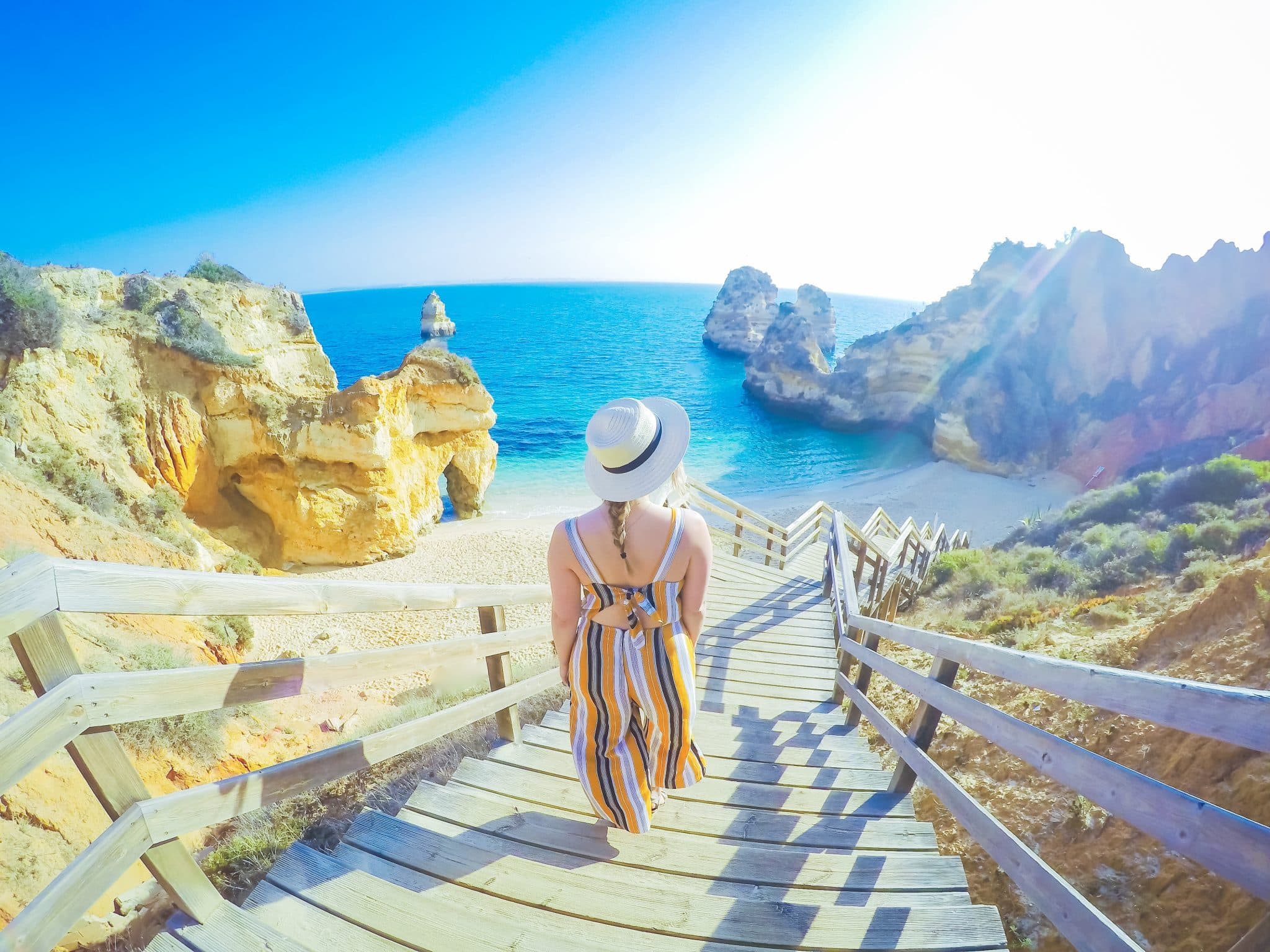 Where to Find the Best Beaches in Algarve, Portugal