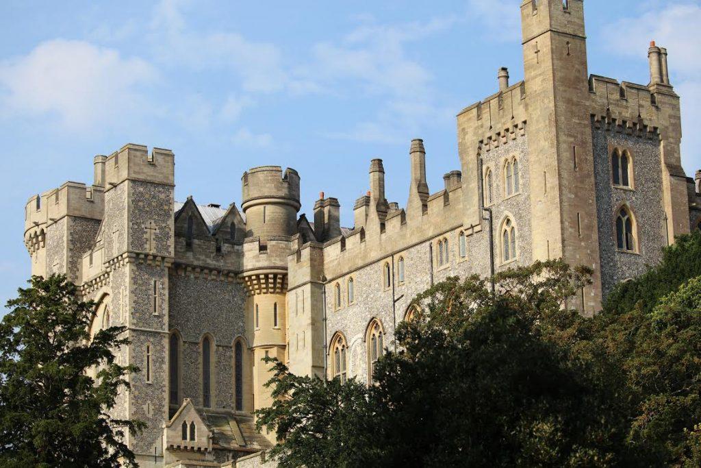 Castle in Arundel England