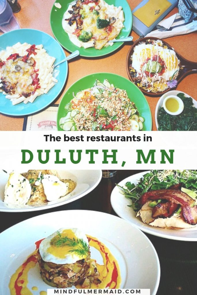 The Best Restaurants In Duluth Mn The Mindful Mermaid