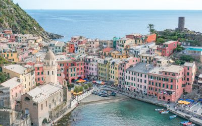 Where to Stay in Cinque Terre and Nearby Regions