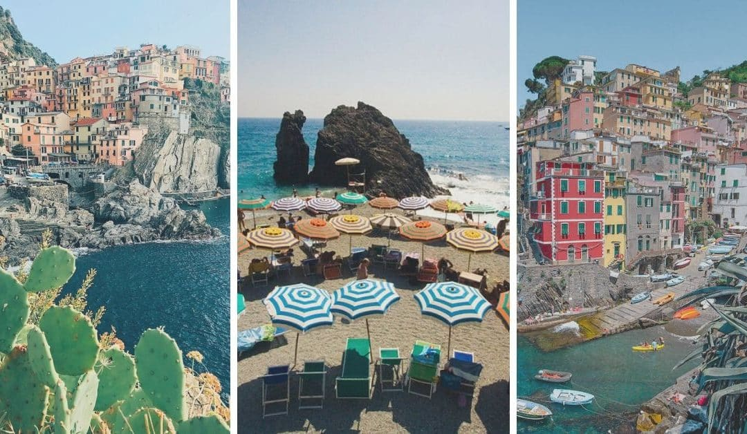 The Ultimate Cinque Terre Train Travel Guide