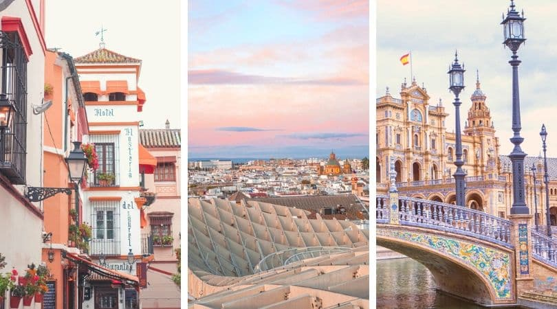 25+ Best Things to do in Seville (with Map)