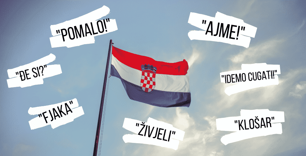 A to Ž Guide to Croatian Phrases and Words in 2020