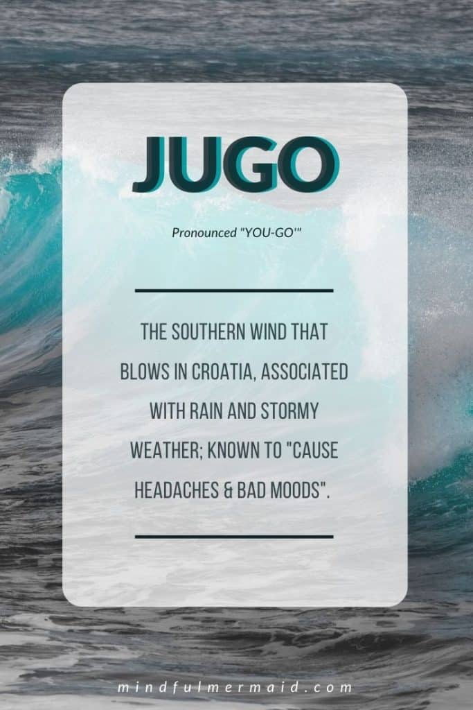Jugo definition: Croatian phrases and Slang