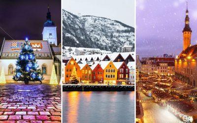 Best Christmas City Breaks to Take in 2020