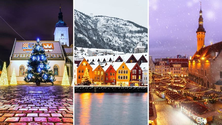 Best Christmas City Breaks to Take in Your Lifetime