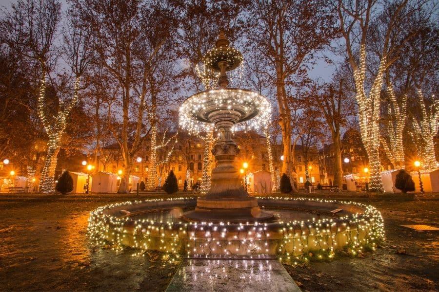 Ledeni Park_Zagreb Advent festival