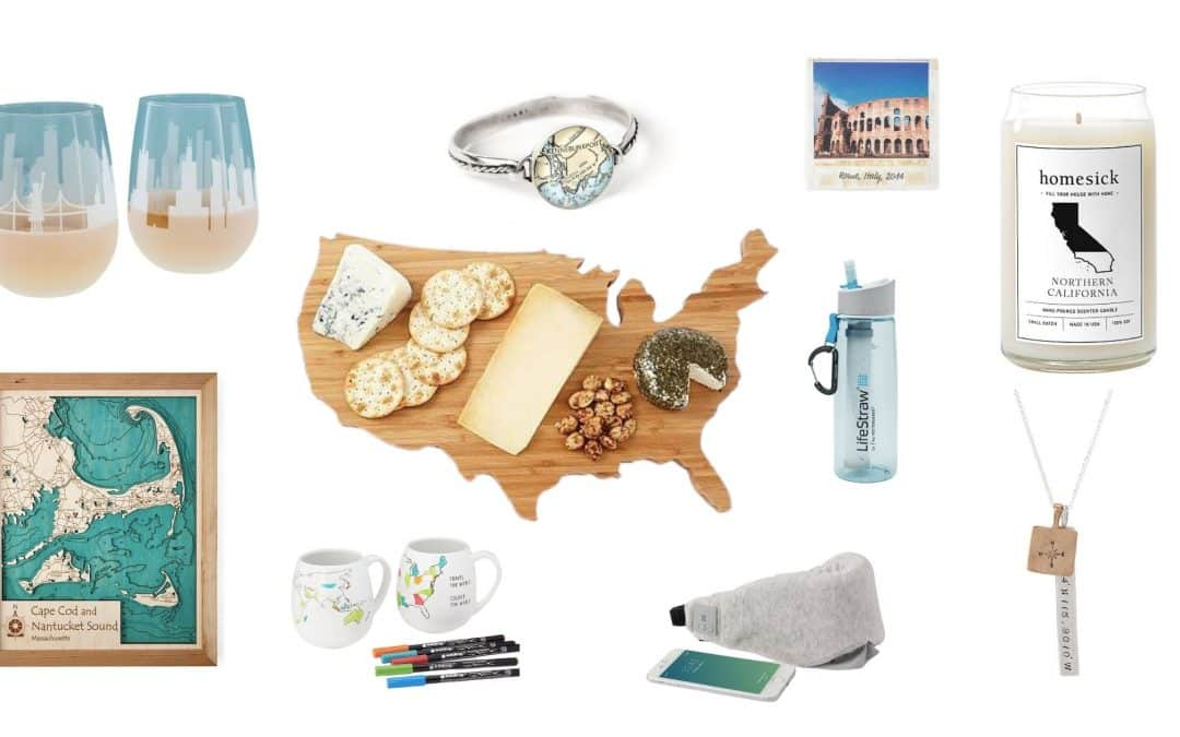 Unique Gifts for Travelers to Inspire Wanderlust from Home in 2020.